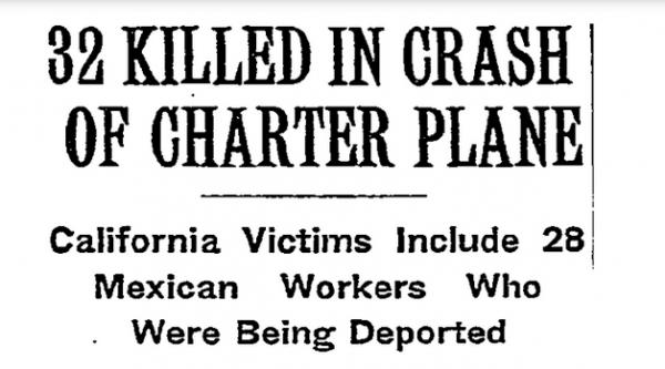 Deportee (Plane Wreck at Los Gatos)